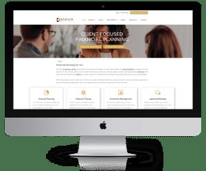 WordPress Websites for Financial Advisors